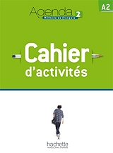 AGENDA 2 A2 CAHIER (+ CD-ROM) βιβλία   εκμάθηση ξένων γλωσσών