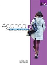 AGENDA 3 B1.2 CAHIER (+ AUDIO CD) βιβλία   εκμάθηση ξένων γλωσσών