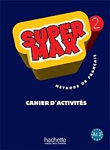 super max 2 a12 cahier photo
