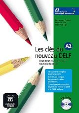 les cles nouveau delf a2 methode cd photo