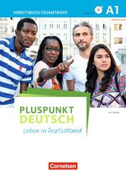 pluspunkt deutsch a1 arbeitsbuch cd dvd photo