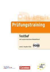 pruefungstraining b2 c1 test daf 2 cd photo