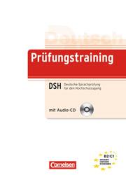 pruefungstraining sprachpruefung fuer den hochschulzugang cd photo