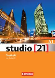 STUDIO 21 A1 TESTHEFT (+ CD) βιβλία   εκμάθηση ξένων γλωσσών
