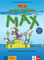 der gruene max 2 kursbuch neu photo