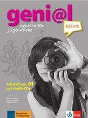 GENIAL KLICK A1 ARBEITSBUCH (+ 2 CD) βιβλία   εκμάθηση ξένων γλωσσών