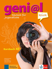 GENIAL KLICK A1 KURSBUCH (+ 2 CD) βιβλία   εκμάθηση ξένων γλωσσών