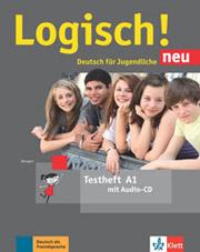 LOGISCH A1 TESTHEFT (+ CD) NEU βιβλία   εκμάθηση ξένων γλωσσών