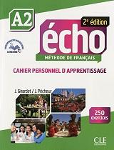 echo a2 cahier livre web 2nd ed photo