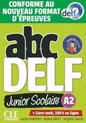 abc delf a2 junior scolaire cd corriges transcriptions photo