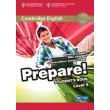 prepare level 5 students book photo