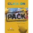 click on 3 students book pack audio cd photo