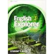 english explorer 3 students book cd rom international photo