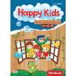 happy kids junior a b workbook words and grammar students book photo