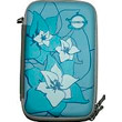 dsi fashion case blue flowers photo