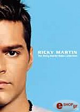 ricky martin video collection dvd photo
