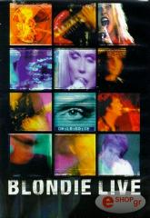 blondie live dvd photo