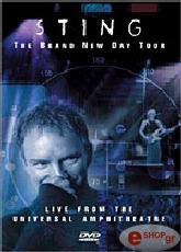 sting the brand new day tour dvd photo