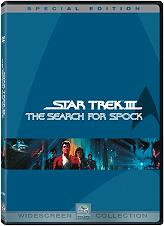 star trek 03 the search for spock dvd photo