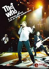 the who special guests at the royal albert hall dvd photo