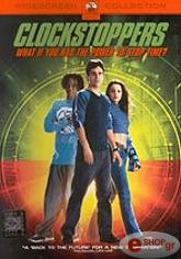 clockstoppers dvd photo