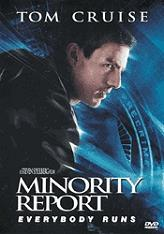 minority report dvd photo
