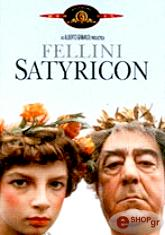satyrikon dvd photo