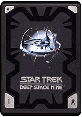 star trek deep space nine season 1 6 disc box set dvd photo