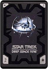 star trek deep space nine season 2 7 disc box set dvd photo