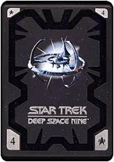 star trek deep space nine season 4 7 disc box set dvd photo