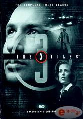 the x files season 3 7 disc collector s edition box set dvd photo