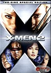 x men 2 2 disc special edition dvd photo