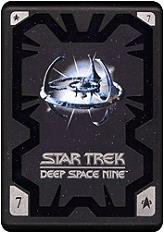 star trek deep space nine season 7 7 disc box set dvd photo