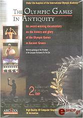 the olympic games in antiquity se dvd photo