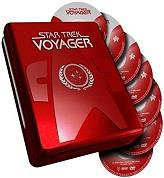 star trek voyager season 5 7 disc box set dvd photo