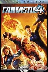 fantastic four 2 disc deluxe edition dvd photo