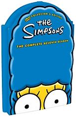the simpsons season 7 4 disc box set dvd photo