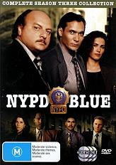 nypd blue season 3 dvd photo