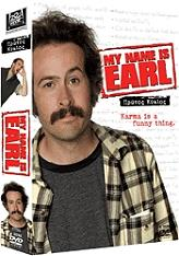 my name is earl season one box set 4 discs dvd photo