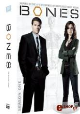 bones season 1 6 disc box set dvd photo