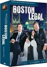 boston legal season 2 box set 7 discs dvd photo