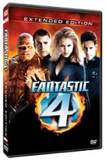 fantastic four extended edition dvd photo