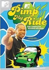pimp my ride season 2 dvd photo