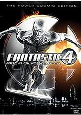 fantastic four rise of the silver surfer 2 disc power cosmic edition dvd photo
