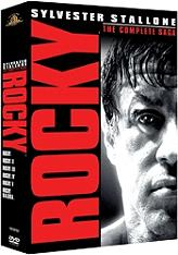 rocky the complete saga 6 dvd edition photo