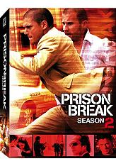 prison break season 2 6 disc box set dvd photo