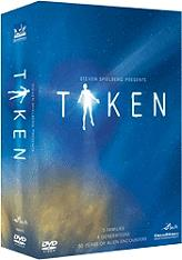taken 6 disc box set dvd photo