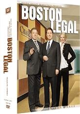 boston legal season 3 dvd photo