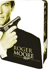 007 roger moore ultimate edition box set 6 discs dvd photo