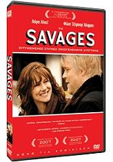 the savages dvd photo